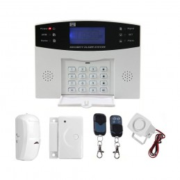 Sisteme de alarma Alarma wireless PD-908 in limba romana Pilot Guards (PGST)