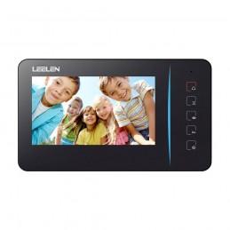 Videointerfoane Post interior videointerfon Leelen N60 negru Leelen