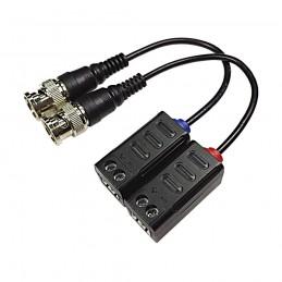 FolksafeFolksafe Video balun Pasiv HD - AHD, HDCVI, HDTVI FS-HDP4103T