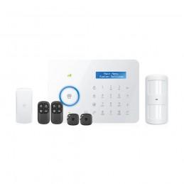ChuangoChuango A11 sistem de alarma wireless PSTN, LCD si cititor de card RFID