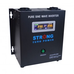 UPS centrale termice UPS centrale termice Strong Euro Power W 800VA 500W Strong Euro Power