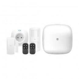 Sisteme de alarma Chuango H4 Sistem de alarma wireless Wifi/GSM Chuango
