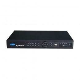 NVR NVR 4 Canale full HD 1080P Eyecam EC-NVR7003 Eyecam