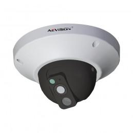 AEVISIONCamera IP Dome 3MP 4mm IR 15M Aevision AE-301B61HJ-0104