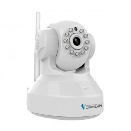 VSTARCAMVStarcam C37S Camera IP Wireless full HD 1080P Pan/Tilt Audio Card