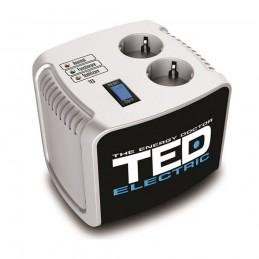 Stabilizatoare de tensiune STABILIZATOR DE TENSIUNE AVR 500VA TED