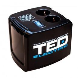 Stabilizatoare de tensiune STABILIZATOR DE TENSIUNE AVR 1000VA TED