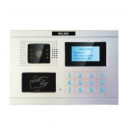 """MelseePOST EXTERIOR VIDEOINTERFON 7"""" COD ACCES MELSEE MS304C"""