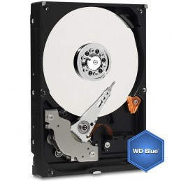 Western DigitalHDD Desktop WD Blue (3.5'', 4TB, 64MB, 5400 RPM, SATA 6 Gb/s)