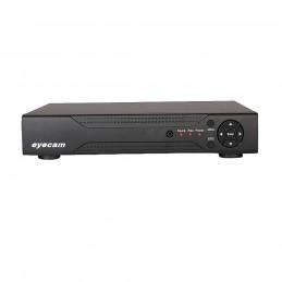 DVR DVR 16 Canale Pentabrid 5 in 1 XVR 1080N full HD Eyecam EC-XVR4114 Eyecam