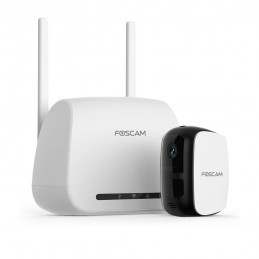 FoscamCAMERA IP WIRELESS CU BATERIE FOSCAM E1 FULL HD 1080P