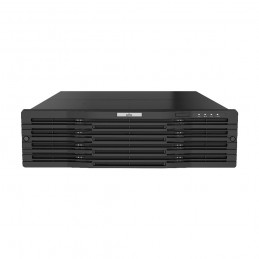 UniviewNVR 64 CANALE UNIVIEW NVR316-64R-B 4K 12MP