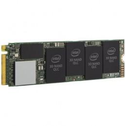 Hard Disk SSD Intel SSD 660p Series (1.0TB, M.2 80mm PCIe 3.0 x4, 3D2, QLC) Retail Box Single Pack INTEL