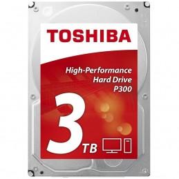 "TOSHIBAHDD desktop Toshiba P300 (3.5"" 3TB, 7200RPM, 64MB, NCQ, AF, SATAIII), bulk"