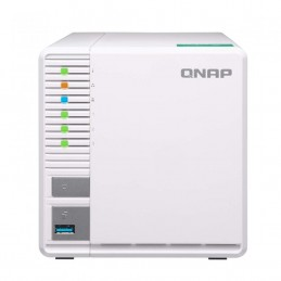 QNAPQNAP NAS 3BAY ARM QUAD CORE 1.4GHZ 2GB