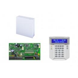 Centrale si tastaturi CENTRALA SP7000+ CUTIE CU TRAF+ K32LCD+ PARADOX