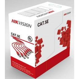 HIKVISIONCABLU U/UTP CAT. 5E 4X24AWG HIKVISION