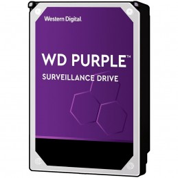 Western DigitalHDD AV WD Purple (3.5'', 8TB, 256MB, 7200 RPM, SATA 6 Gb/s)