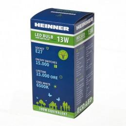 HEINNERBEC LED HEINNER 13W HLB-13WE2765K