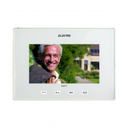 ELECTRATerminal video 7'' Electra Touch Line Smart+ alb
