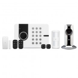 ChuangoSistem de alarma wireless Chuango G5W si camera IP IP116