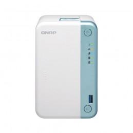 QNAPQNAP NAS 2BAY TWR J4005 2.0GHZ 2GB LAN