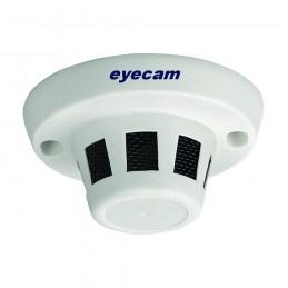 EyecamCamera supraveghere ascunsa in senzor fum 5MP Eyecam EC-AHDCVI4179