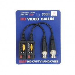 OTHERSET VIDEO BALUN PASIV UTP-BNC 2MP
