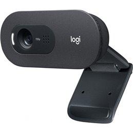 Logitech WebCam C505e HD Black