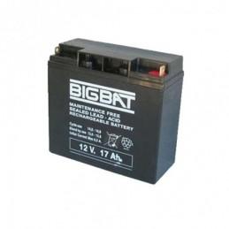 Acumulator BIG BAT 12V, 17...