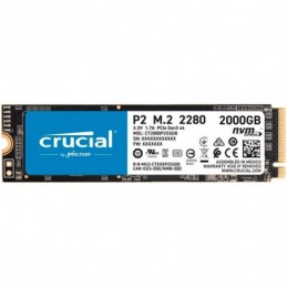 Crucial SSD Crucial P2...